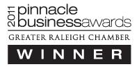 The DiLeone Law Group, P.C. Receives 2011 Greater Raleigh Chamber Of Commerce Pinnacle Award